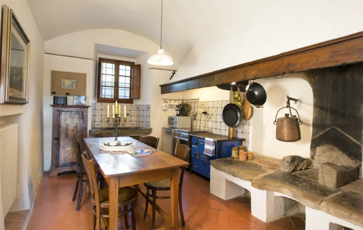 The Former Tuscan Villa of Michelangelo Has Hit the Market-7 Tuscan Villa The Former Tuscan Villa of Michelangelo Has Hit the Market The Former Tuscan Villa of Michelangelo Has Hit the Market 7