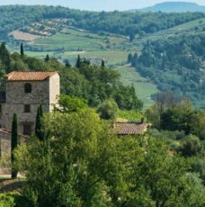The Former Tuscan Villa of Michelangelo Has Hit the Market