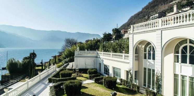 Lake Como Homes: This Sweeping Laglio Villa Has Been Listed for Sale Lake Como Homes Lake Como Homes: This Sweeping Laglio Villa Has Been Listed for Sale featured 5 745x370