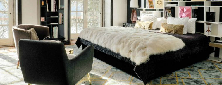Get a Tour Inside Boca do Lobo's Luxury Suite in Covet House Douro