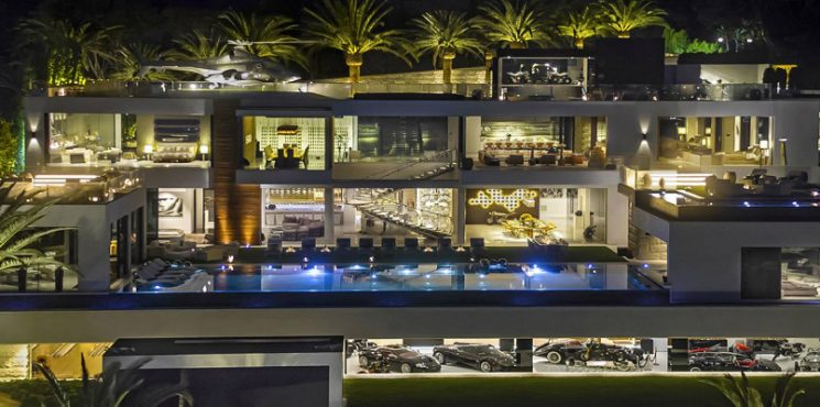 Step Inside the Most Expensive Mansion in Los Angeles most expensive mansion in los angeles Step Inside the Most Expensive Mansion in Los Angeles featured 745x370