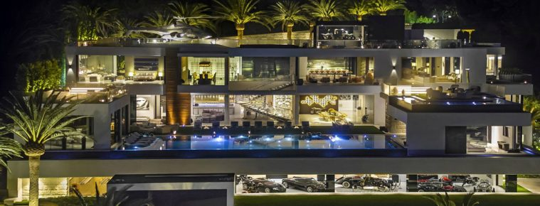 Step Inside the Most Expensive Mansion in Los Angeles most expensive mansion in los angeles Step Inside the Most Expensive Mansion in Los Angeles featured 759x290