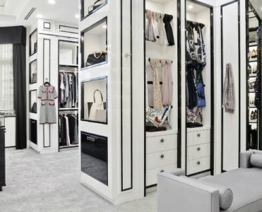 Droll Over a $20M Florida Home with a Chanel Boutique Inspired Closet
