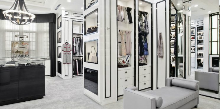 Droll Over a $20M Florida Home with a Chanel Boutique Inspired Closet chanel boutique inspired closet Droll Over a $20M Florida Home with a Chanel Boutique Inspired Closet featured 2 745x370