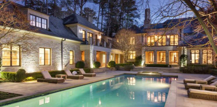 Most Expensive Homes: Meet Atlanta's Priciest Real Estate Right Now most expensive homes Most Expensive Homes: Meet Atlanta's Priciest Real Estate Right Now featured 745x370