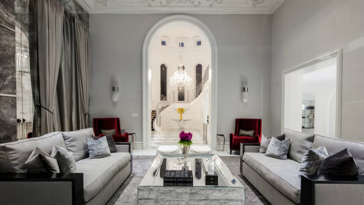 This Private and Gorgeous Bel Air Villa Is a Mediterranean Masterpiece (5)