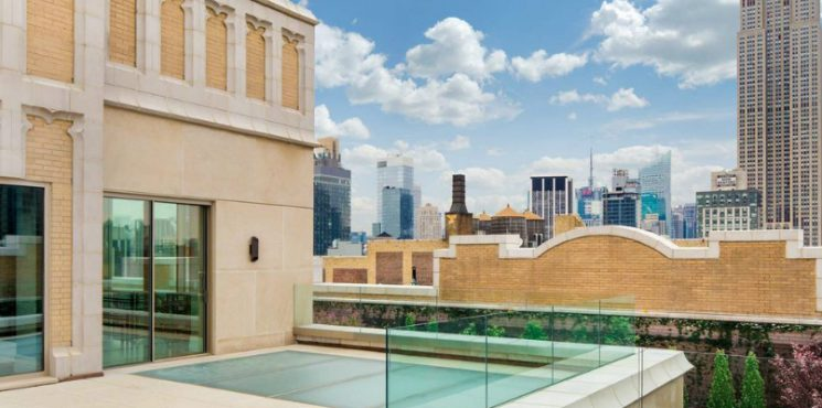 These are 10 of the Most Expensive Penthouse Listings in New York City