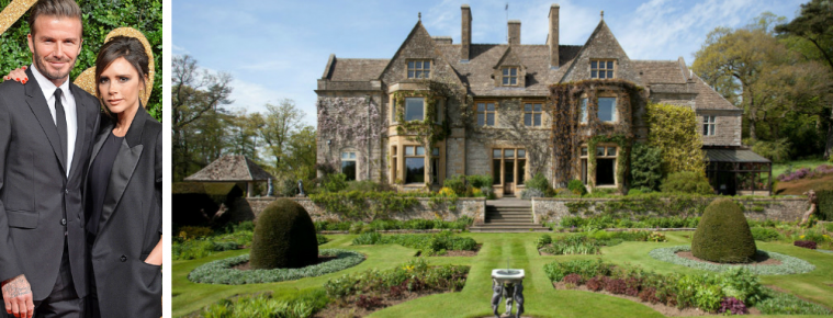 10 of the Most Extravagant Homes Ever Owned by Football Icons