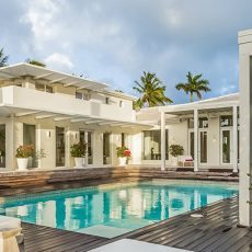 Celebrity Homes: Shakira's Listed her Contemporary Miami Beach Mansion