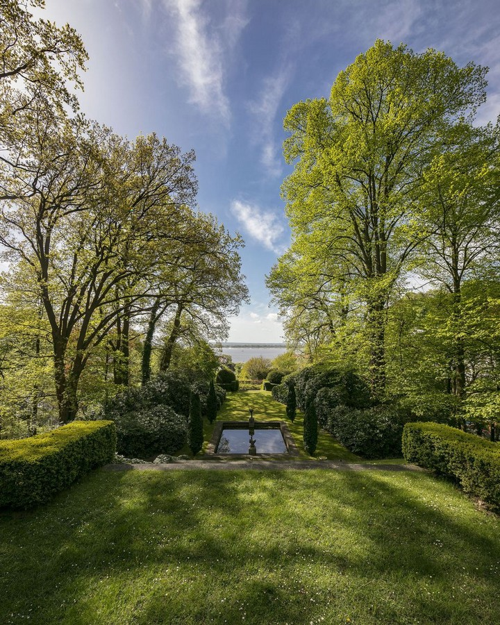 Karl Lagerfeld's Exquisite German Villa Could Be Yours for $11.65M 2