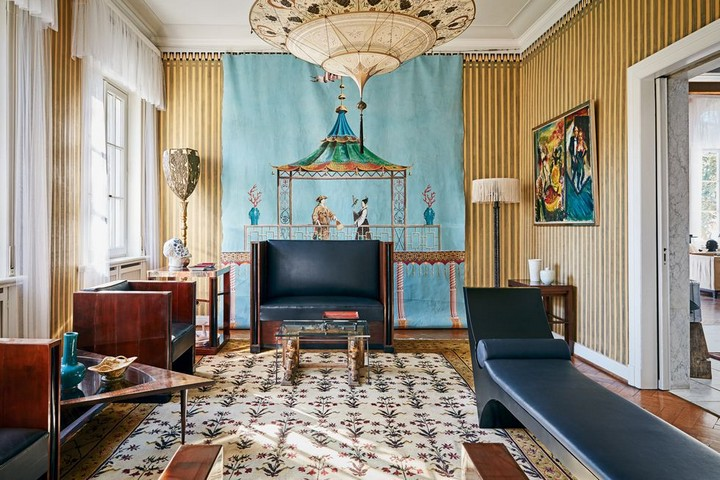 Karl Lagerfeld's Exquisite German Villa Could Be Yours for $11.65M 7