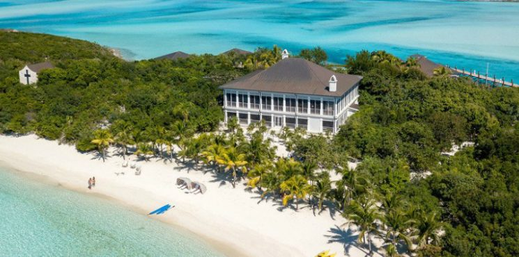 For £65 Million One Can Now Live in This Private Island in the Bahamas