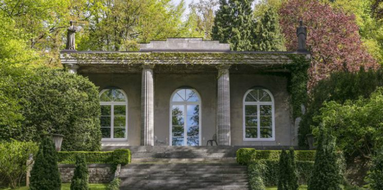 Karl Lagerfeld's Exquisite German Villa Could Be Yours for $11.65M karl lagerfeld Karl Lagerfeld's Exquisite German Villa Could Be Yours for $11.65M featured 12 745x370