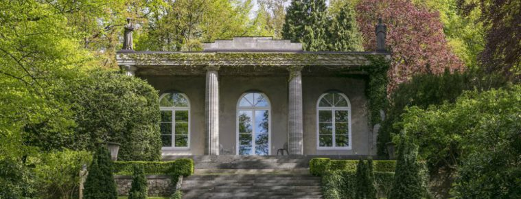 Karl Lagerfeld's Exquisite German Villa Could Be Yours for $11.65M karl lagerfeld Karl Lagerfeld's Exquisite German Villa Could Be Yours for $11.65M featured 12 759x290