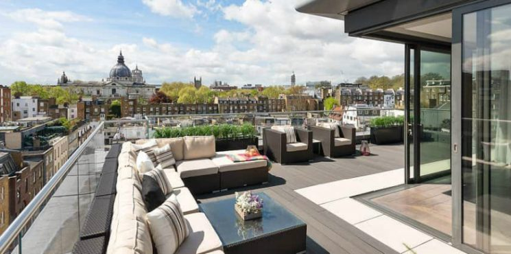 This Amazing Knightsbridge Penthouse Is Up for Grabs For £24.5 Million knightsbridge penthouse This Amazing Knightsbridge Penthouse Is Up for Grabs For £24.5 Million featured 13 745x370