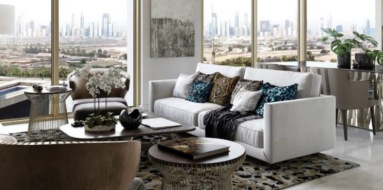 """I Love Florence"" Towers to Feature Interior Design by Roberto Cavalli interior design ""I Love Florence"" Towers to Feature Interior Design by Roberto Cavalli featured 7 745x370"