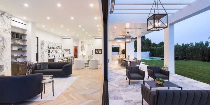 Check Out the Brand-New $23 Million Los Angeles Home of LeBron James 32