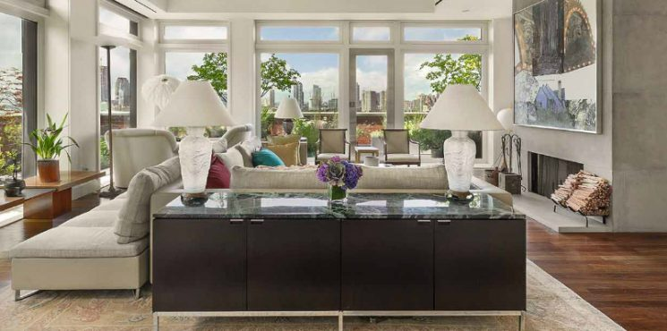 Celebrity Homes: Meryl Streep Lists Tribeca Penthouse for $25 Million Celebrity Homes Celebrity Homes: Meryl Streep Lists Tribeca Penthouse for $25 Million featured 11 745x370
