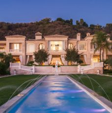 Top 10 Most Expensive Homes Currently for Sale in Los Angeles