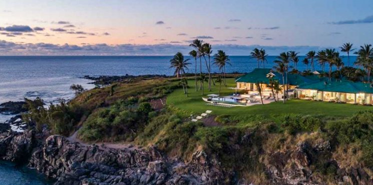 This Authentic Paradise is the Most Expensive Home in Maui Right Now Most Expensive Home This Authentic Paradise is the Most Expensive Home in Maui Right Now featured 2 745x370