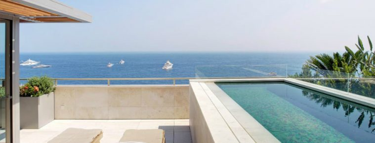 A Monaco Penthouse on the Beach Can Become Your Reality For €29M