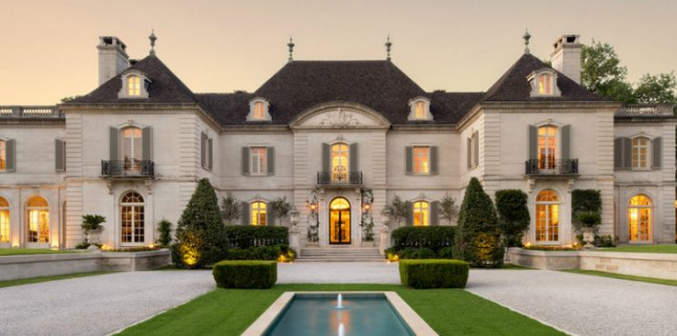The Crispi Estate Is the Most Expensive Home Ever Sold in Dallas Crispi Estate The Crispi Estate Is the Most Expensive Home Ever Sold in Dallas featured 5 745x370