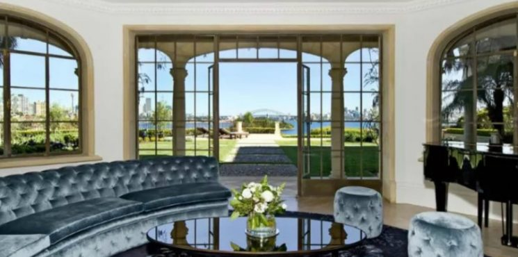 Meghan Markle and Prince Harry Will Stay in a $41M-Worth Sydney Estate Meghan Markle and Prince Harry Meghan Markle and Prince Harry Will Stay in a $41M-Worth Sydney Estate featured 7 745x370