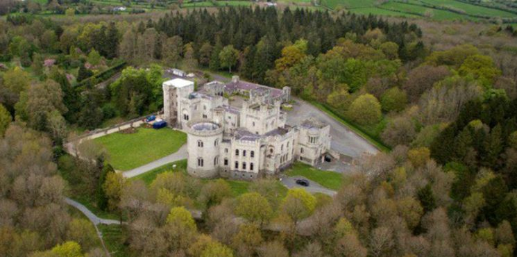 A Northern Ireland Castle that Appeared in Game of Thrones Is For Sale Game of Thrones A Northern Ireland Castle that Appeared in Game of Thrones Is For Sale featured 8 745x370