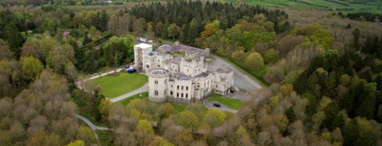 A Northern Ireland Castle that Appeared in Game of Thrones Is For Sale