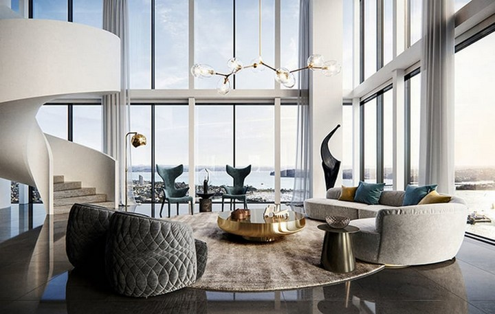 Reach Sky High with the Super Pacifica Penthouse in New Zealand 2