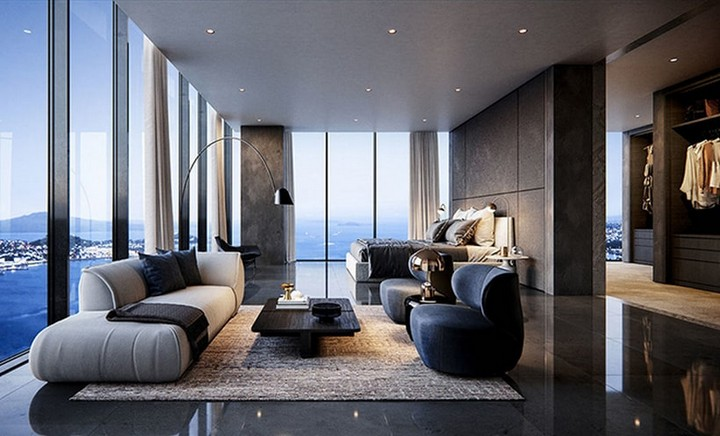 Reach Sky High with the Super Pacifica Penthouse in New Zealand 4
