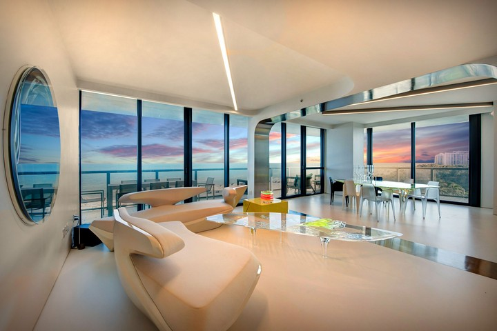 The Former Miami Residence of the Legendary Zaha Hadid Has Been Sold 5 Zaha Hadid The Former Miami Residence of the Legendary Zaha Hadid Has Been Sold The Former Miami Residence of the Legendary Zaha Hadid Has Been Sold 5