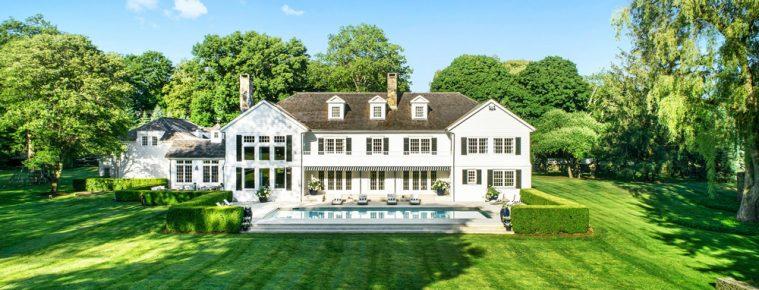 Celebrity Homes for Sale: Discover Tommy Hilfiger's Appleyard Estate
