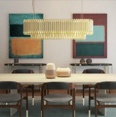Expensive Dining and Living Room Ideas for Glamorous Home Interiors