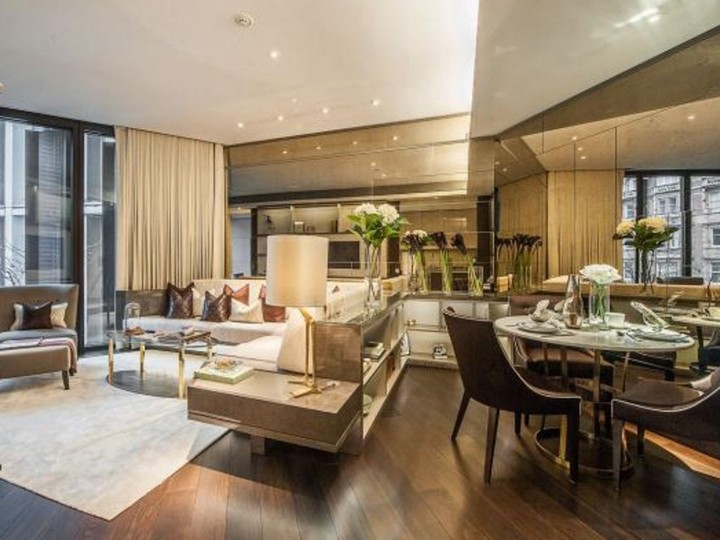 This One Hyde Park Apartment is one of Britain's Most Expensive Homes 4 most expensive homes This One Hyde Park Apartment is one of Britain's Most Expensive Homes This One Hyde Park Apartment is one of Britains Most Expensive Homes 4