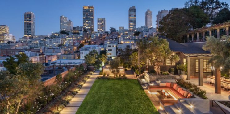 A Game-Changing San Francisco Mansion Hits the Market for $45 Million San Francisco Mansion A Game-Changing San Francisco Mansion Hits the Market for $45 Million featured 10 745x370