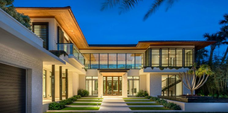 DJ Khaled Bought a Staggering Miami Beach Mansion for $26 Million miami beach mansion DJ Khaled Bought a Staggering Miami Beach Mansion for $26 Million featured 2 745x370