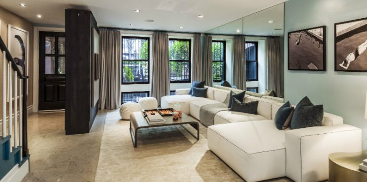 Mariska Hargitay's Just Listed Amazing NYC Townhouse for Almost $11M Mariska Hargitay Mariska Hargitay's Just Listed Amazing NYC Townhouse for Almost $11M featured 8 745x370