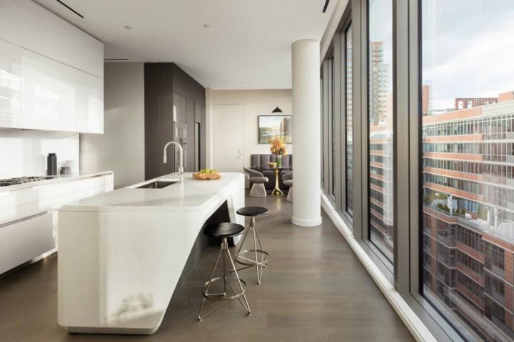 Inside a $50 Million NYC Penthouse Designed by Zaha Hadid Architects 4