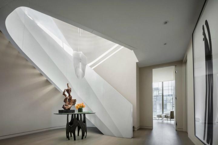 Inside a $50 Million NYC Penthouse Designed by Zaha Hadid Architects 5