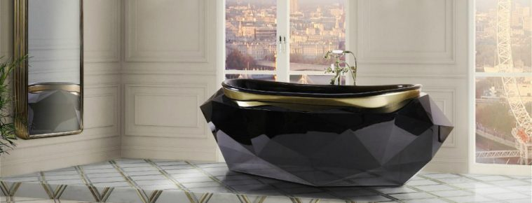 Expensive Home Decor Ideas to Create the Ultimate Luxury Bathroom Set