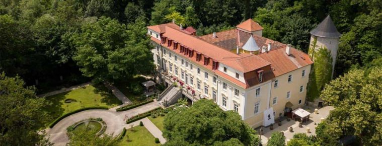 Austria's Schloss Stuppach AKA Mozart's Last Castle Can Now Be Yours