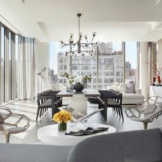 Inside a $50 Million NYC Penthouse Designed by Zaha Hadid Architects