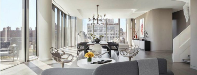 Inside a $50 Million NYC Penthouse Designed by Zaha Hadid Architects zaha hadid architects Inside a $50 Million NYC Penthouse Designed by Zaha Hadid Architects featured 3 759x290