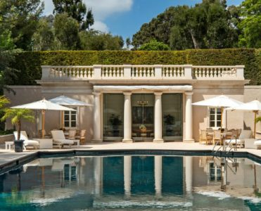 Observe the Marvelous Landscape Design of a $245M Los Angeles Mansion Los Angeles Mansion Observe the Marvelous Landscape Design of a $245M Los Angeles Mansion featured 4 371x300