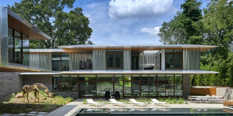 The Amazing Artery Residence is a Prime Example of Modern Architecture