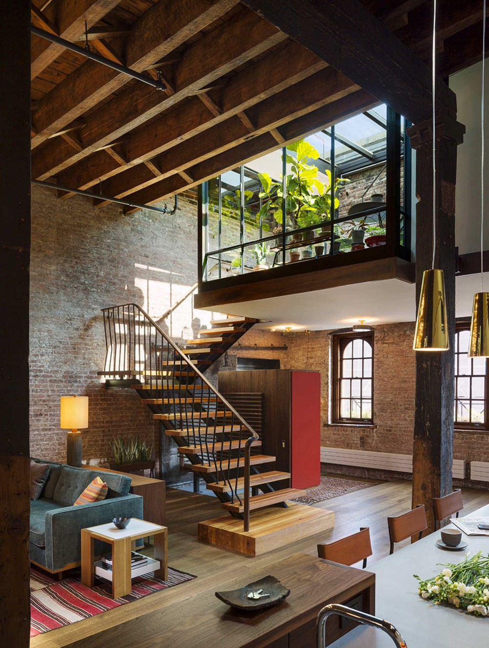 Luxury Real Estate 5 Extremely Cool New York Industrial Lofts (4) Industrial Lofts Luxury Real Estate: 5 Extremely Cool New York Industrial Lofts Luxury Real Estate 5 Extremely Cool New York Industrial Lofts 4
