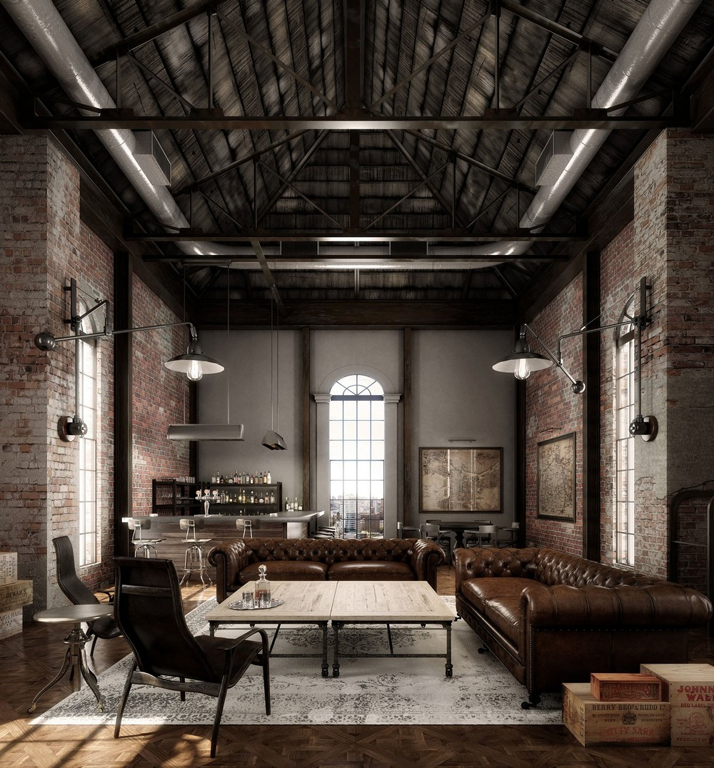 Luxury Real Estate 5 Extremely Cool New York Industrial Lofts (5) Industrial Lofts Luxury Real Estate: 5 Extremely Cool New York Industrial Lofts Luxury Real Estate 5 Extremely Cool New York Industrial Lofts 5