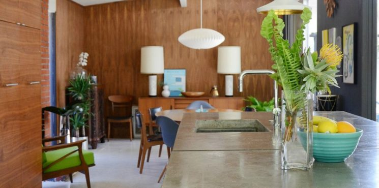 Step Inside a Unique Mid-Century Modern Home in Northern California