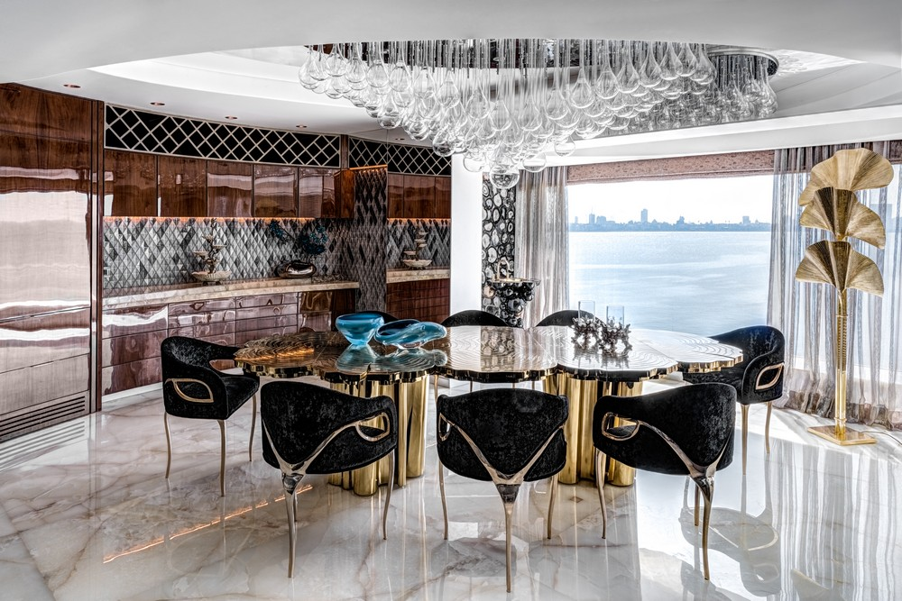 See a Maximalist Luxury Apartment Design in Mumbai by ZZ Architects 1 luxury apartment See a Maximalist Luxury Apartment Design in Mumbai by ZZ Architects See a Maximalist Luxury Apartment Design in Mumbai by ZZ Architects 1